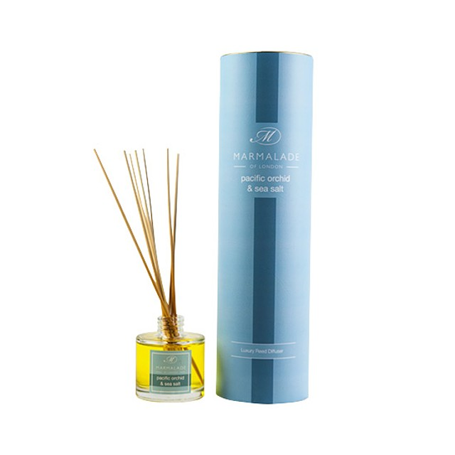 Marmalade of London Reed Diffuser Pacific Orchid and Sea Salt
