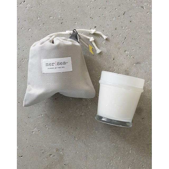 Mer Sea Sandbag Candle Saltaire