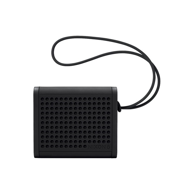 Nixon Mini Blaster Black