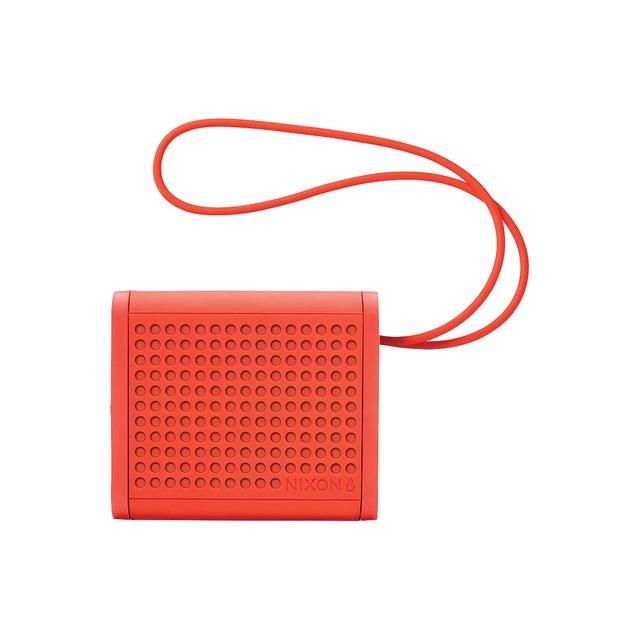 Nixon Mini Blaster Red Pepper
