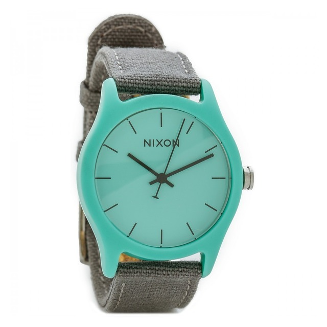 Nixon Mod Acetate Light Blue/Gray