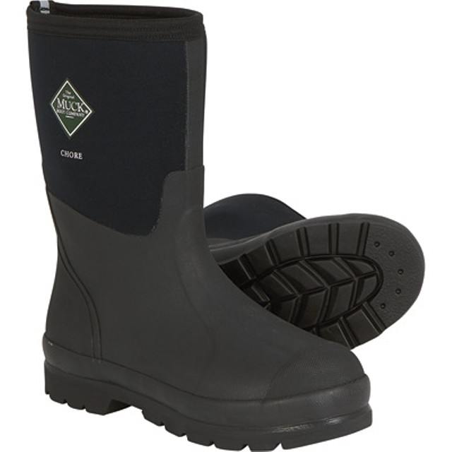 Muck Boot Company Chore MID Black