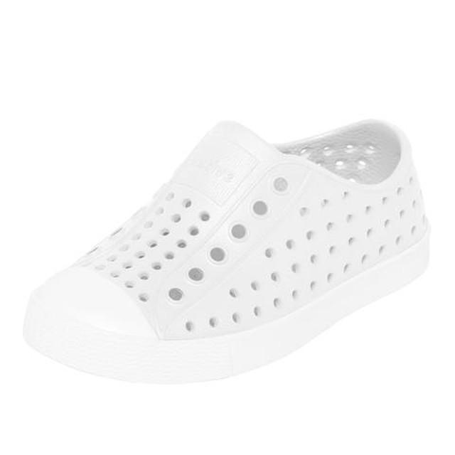 Native Footwear Jefferson Shell White/ Shell White