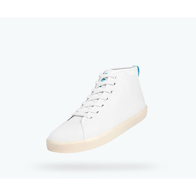 Native Monaco Mid Canvas WX Shell White/Bone white
