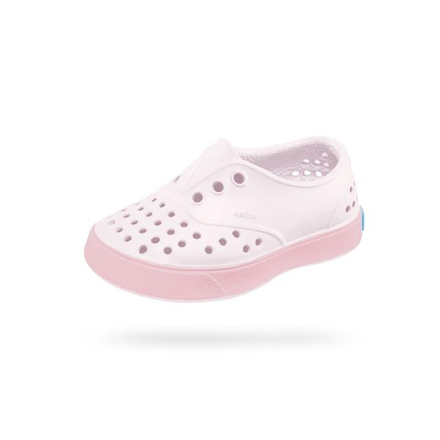 Native Slip On Miller Milk Pink/Princess Pink