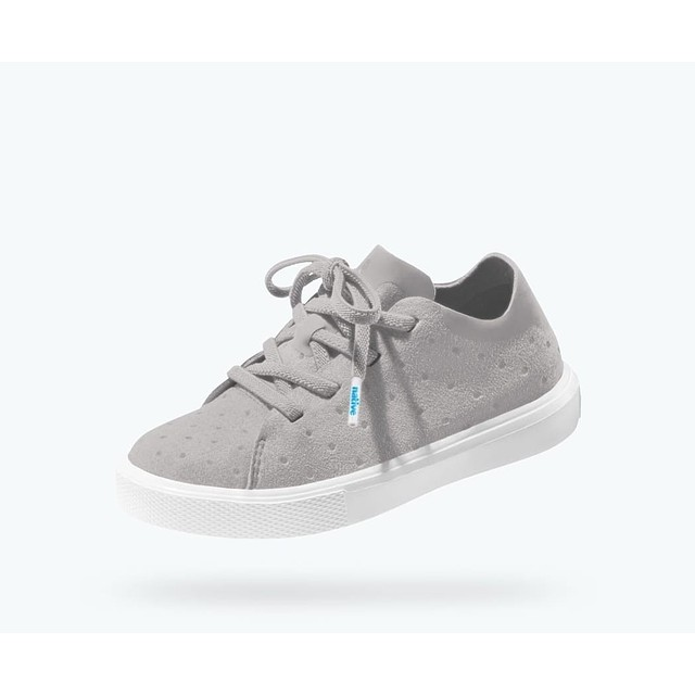 Native Monaco Low NP Sneakers Pigeon Grey/Shell White