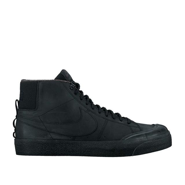 Nike Blazer Zoom Mid XT Bota Black