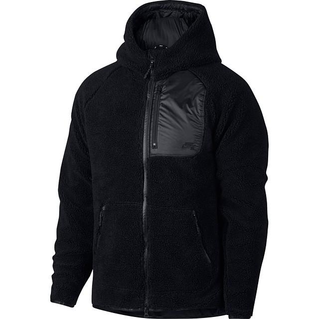 Nike Everett Hoodie Black
