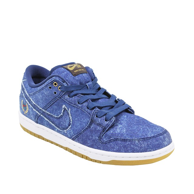 Nike SB Dunk Low TRD QS Utility Blue