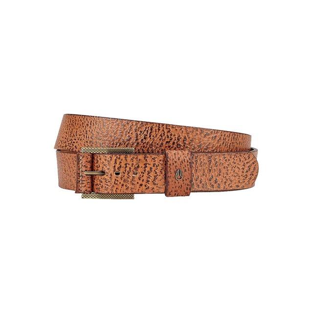 Nixon Americana Slim Belt II Brown