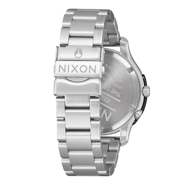 Nixon Ascender All Silver