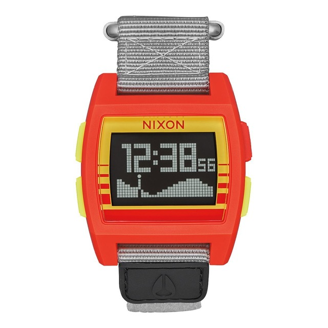 Nixon Base Tide Nylon Sunrise