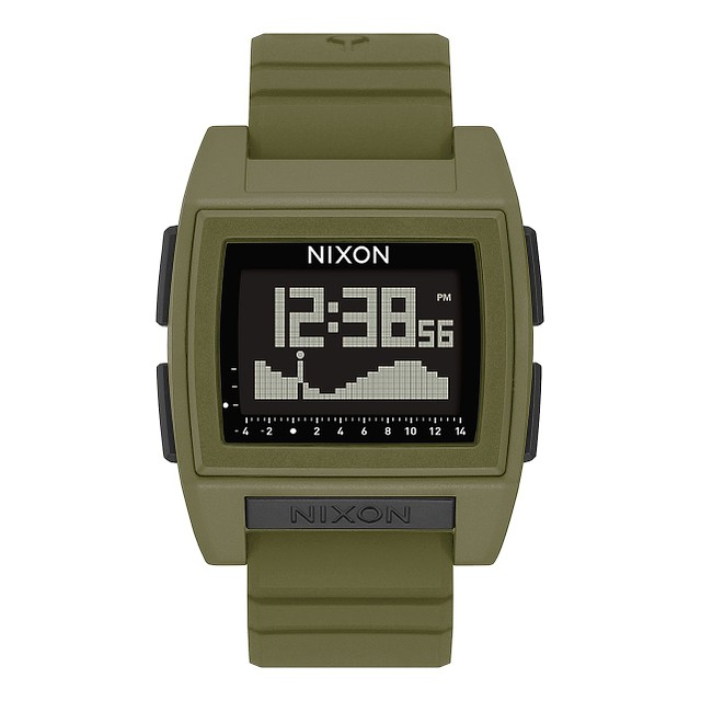 Nixon Base Tide Pro Surplus