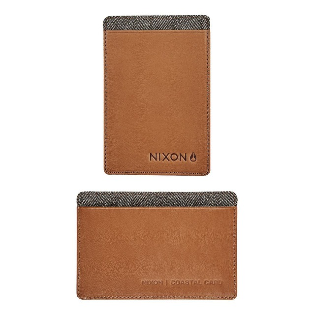 Nixon Coastal Card Saddle