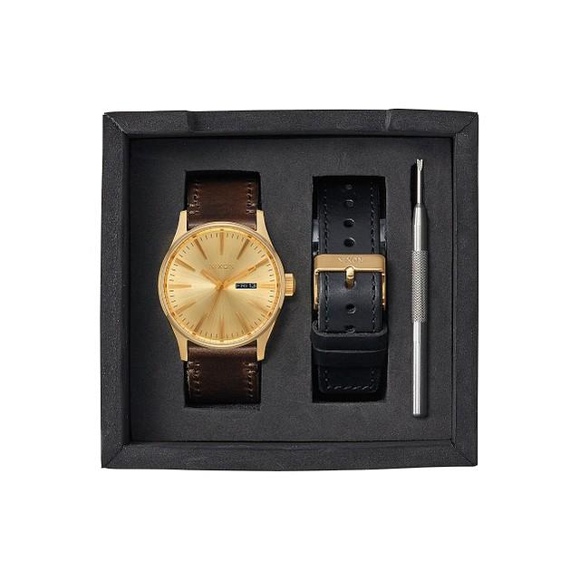 Nixon Sentry Pack All Gold/ Black/ Brown