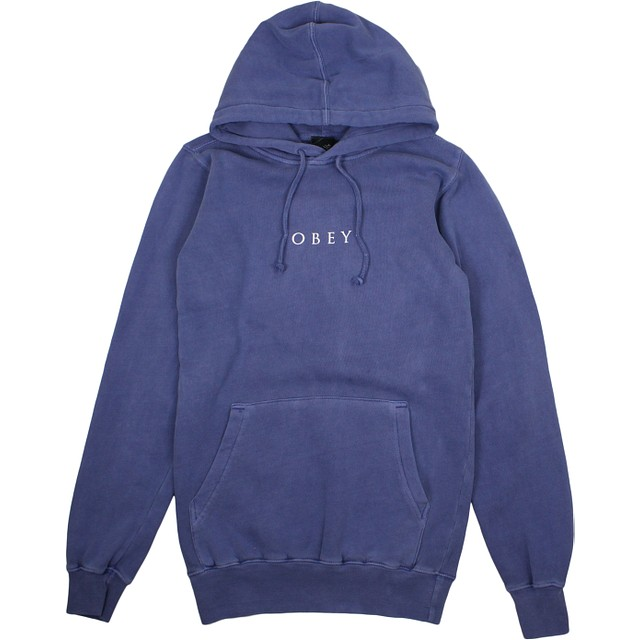 Obey Novel Obey Faded Navy