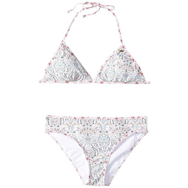 O'Neill Chica Tri Top Bikini Set Vanilla