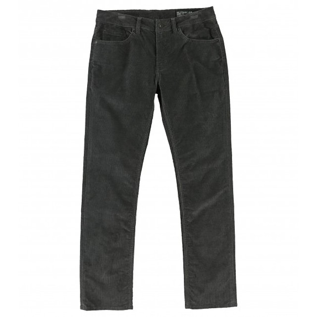 O'Neill Straight Cord Dark Charcoal