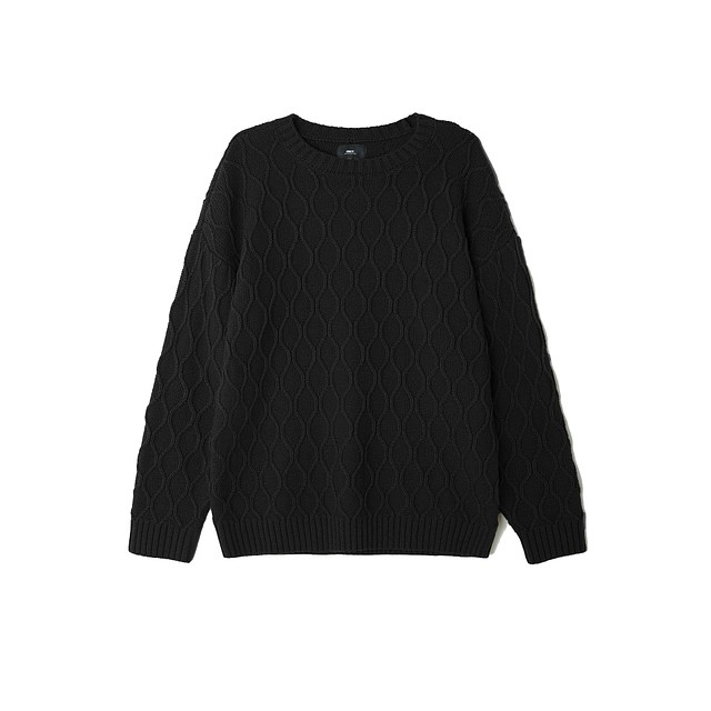 Obey Calafia Oversized Black