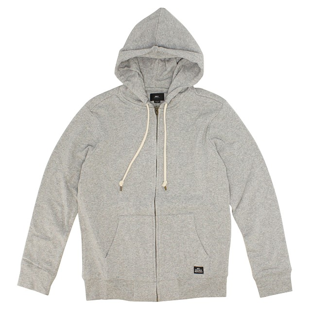 Obey Lofty Comforts Athletic Gray
