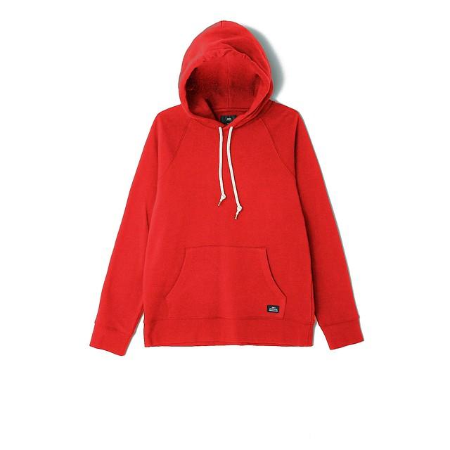 Obey Lofty Creature Comfort Hood II Hot Red