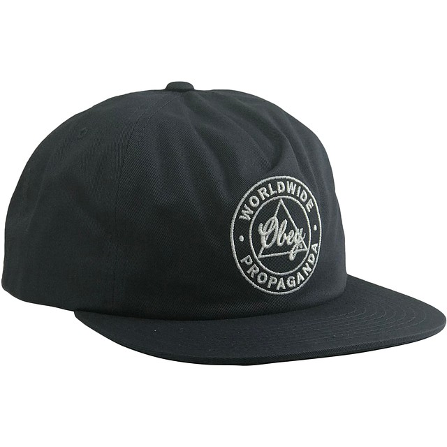 Obey Worldwide Prop II Navy
