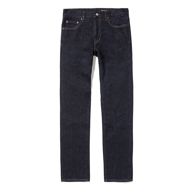 Outerknown Local Straight Fit Indigo Selvedge