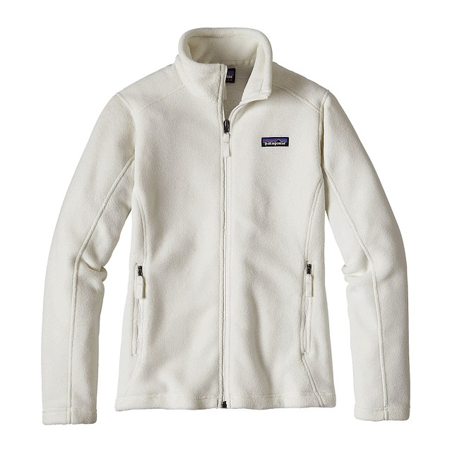 Patagonia W Classic Synch Birch White