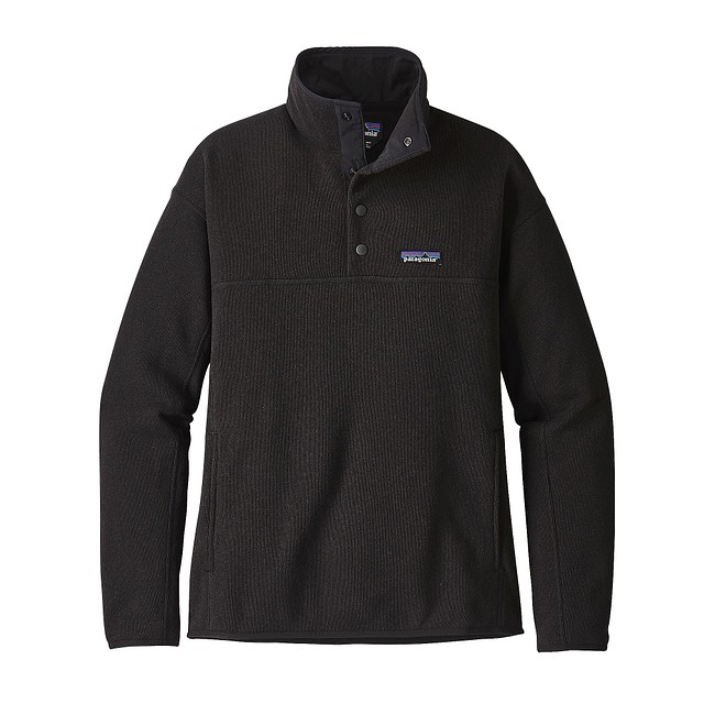 Patagonia W LW Better Sweater Marsupial Black