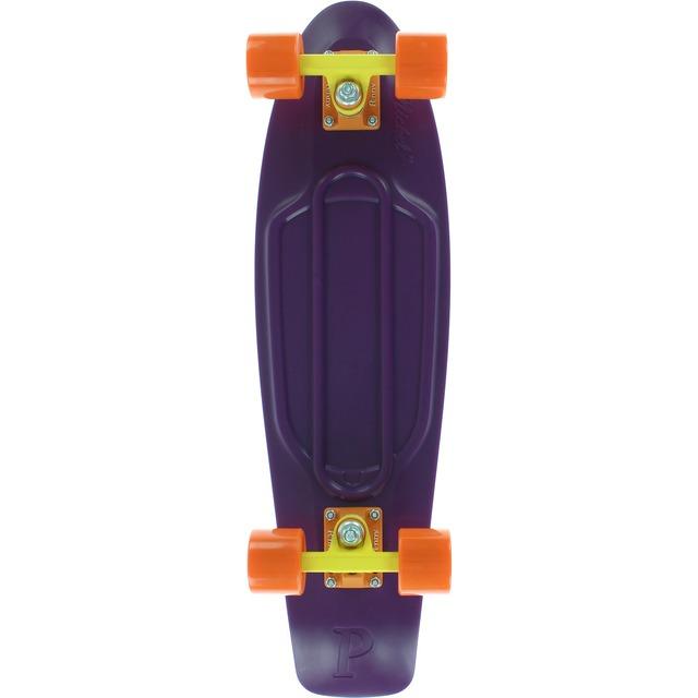 "Penny Nickel 27"" Sundown Purple/ Yellow/ Orange"
