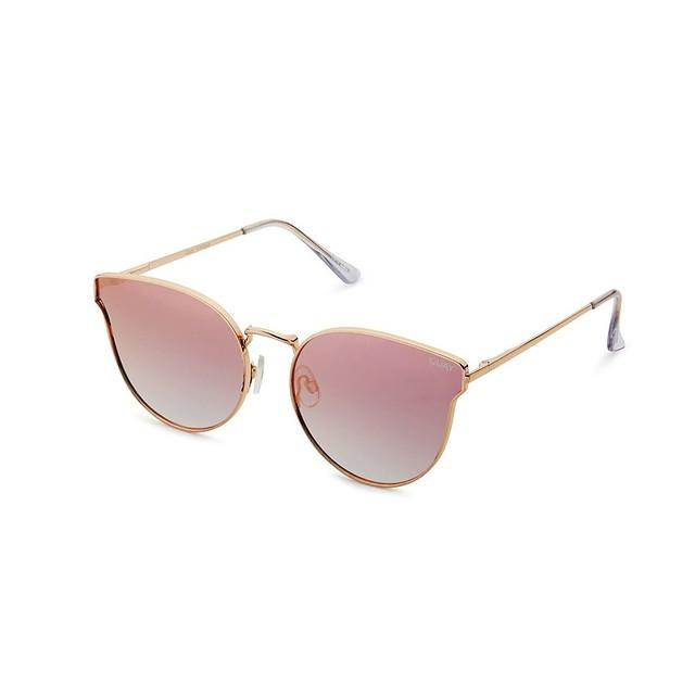 Quay Australia All My Love Rose Gold/ Pink Mirror