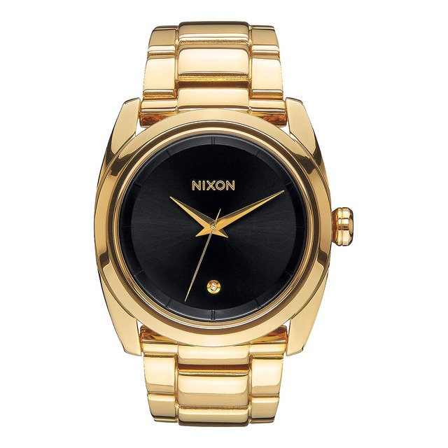 Nixon Queenpin All Gold/Black