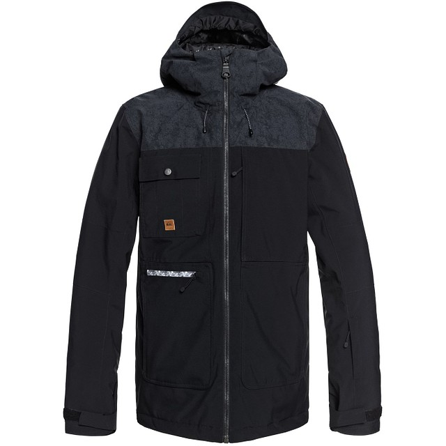 Quiksilver Arrow Wood Black