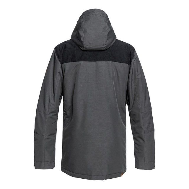 Quiksilver Raft Grey Heather