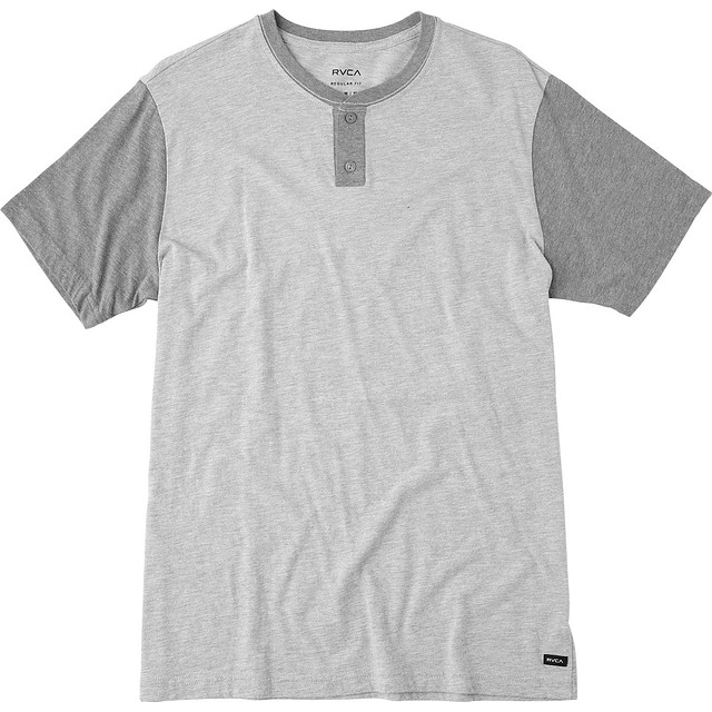 RVCA Pick Up Athletic Heather