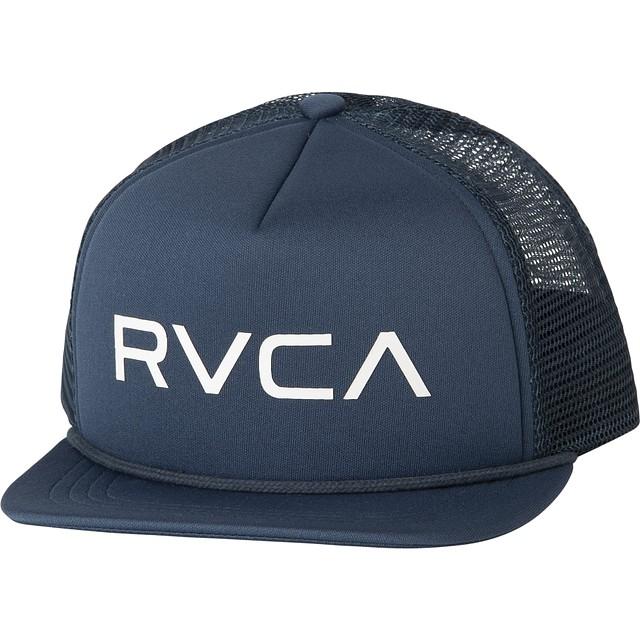 RVCA RVA Foamy Trucker Navy
