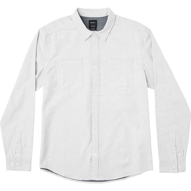 RVCA Second Look Antique White