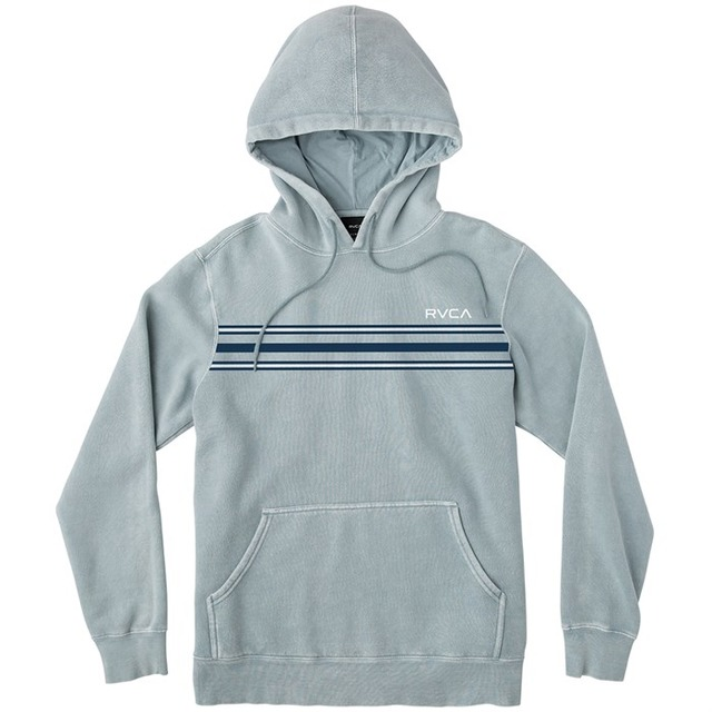 RVCA Seven Stripe Fleece Arona Blue