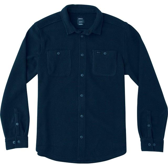 RVCA Uplift Fleece Seattle Blue