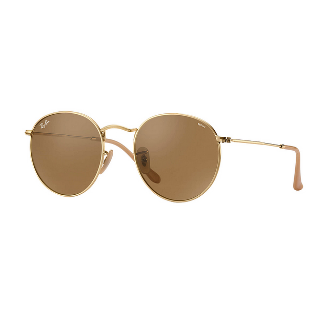 Ray-Ban RB3447 Round Metal 90644I *3F 50