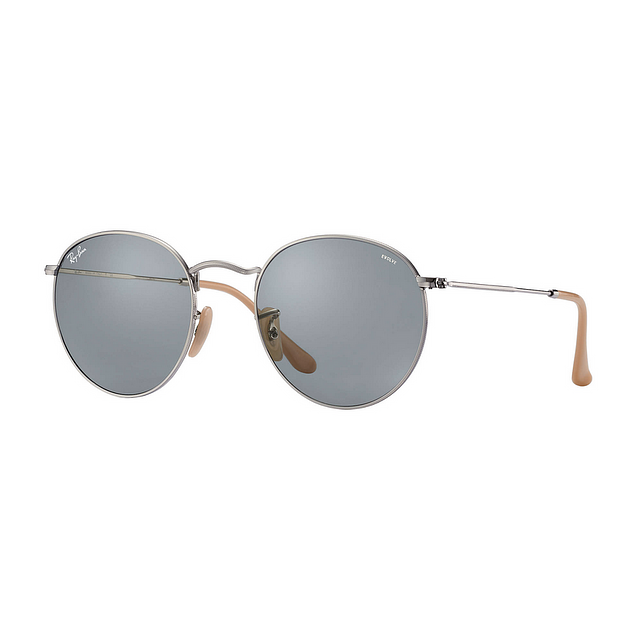 Ray-Ban RB3447 Round Metal 9065I5 *3F 50