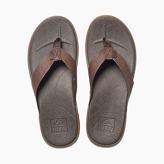Reef Contoured Voyage Brown