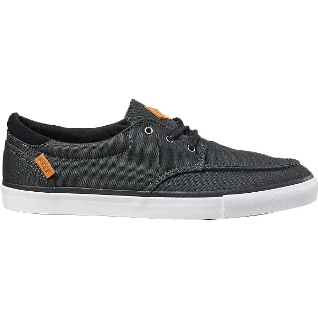 Reef Deckhand 3 Black/White