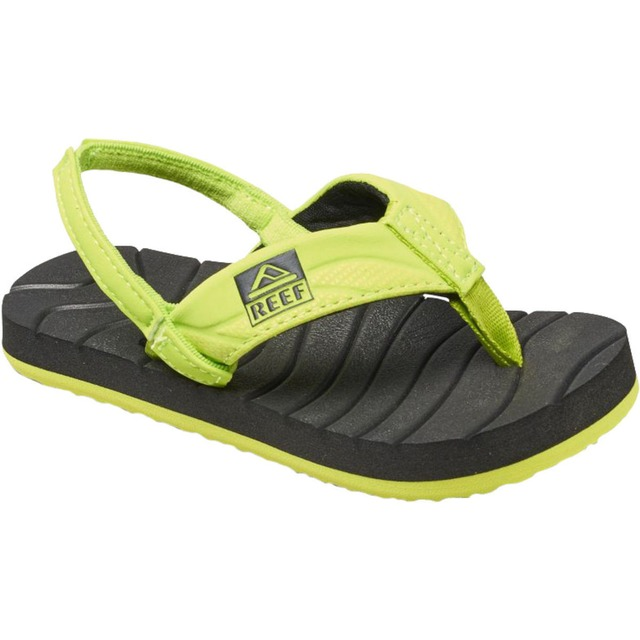 Reef Grom Roundhouse Black/Green