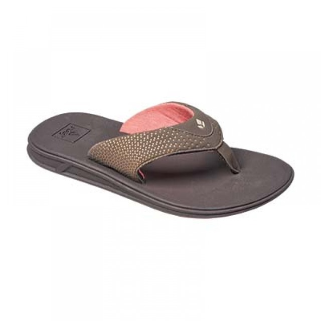 Reef W Rover Brown/ Coral