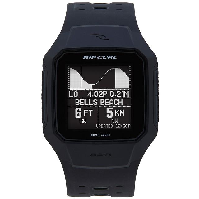 RipCurl Search GPS Series 2 Black