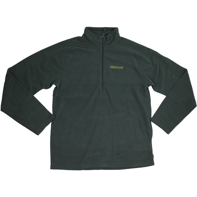 Marmot Rocklin 1/2 Zip Dark Spruce