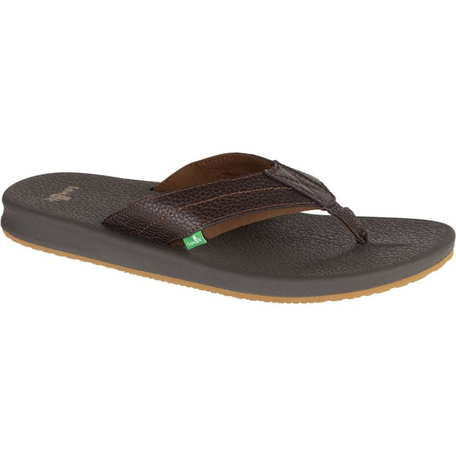 Sanuk Brumeister Primo Dark Brown