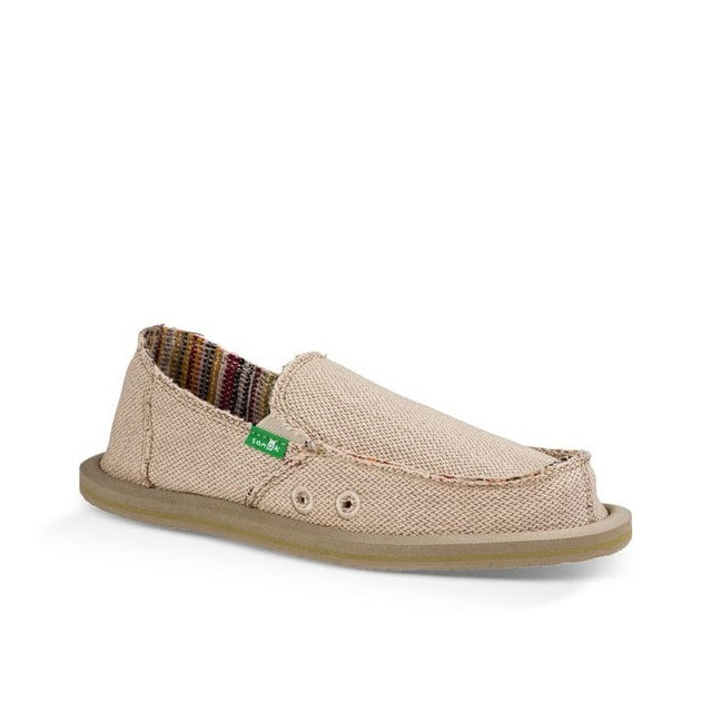 Sanuk Lil Donna Hemp Natural