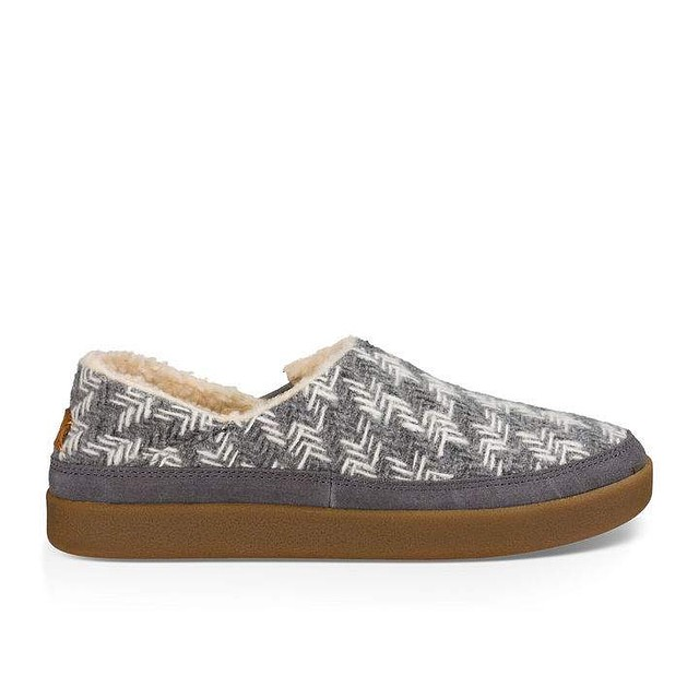 Sanuk Little Bootah Grey Arrowolly
